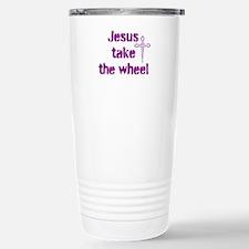 Jesus Take the Wheel Travel Mug