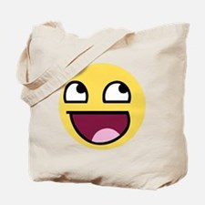 Mr Awesome Tote Bag