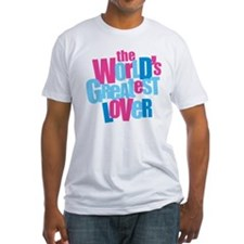 Cute World's greatest lover Shirt