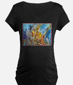 Fish, tropical, art, T-Shirt