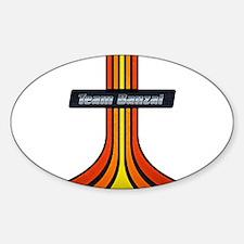 Team Banzai Sticker (Oval)
