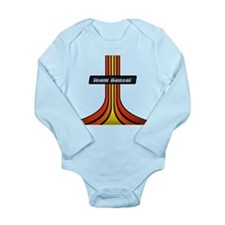 Team Banzai Long Sleeve Infant Bodysuit