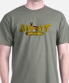 Army Working Dogs T-Shirt