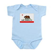Salinas, Ca -- T-Shirt Infant Bodysuit