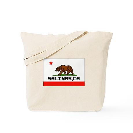 Salinas, Ca -- T-Shirt Tote Bag