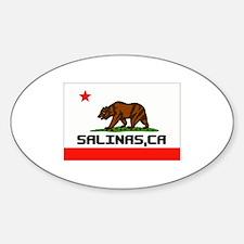 Salinas, Ca -- T-Shirt Decal