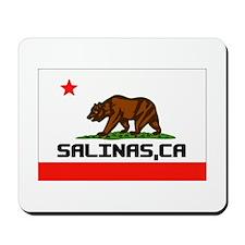 Salinas, Ca -- T-Shirt Mousepad