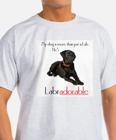 He's Labradorable T-Shirt
