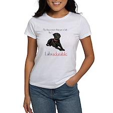 SHE's Labradorable Tee