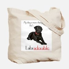 SHE's Labradorable Tote Bag