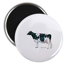 """Holstein Cow 2.25"""" Magnet (100 pack)"""