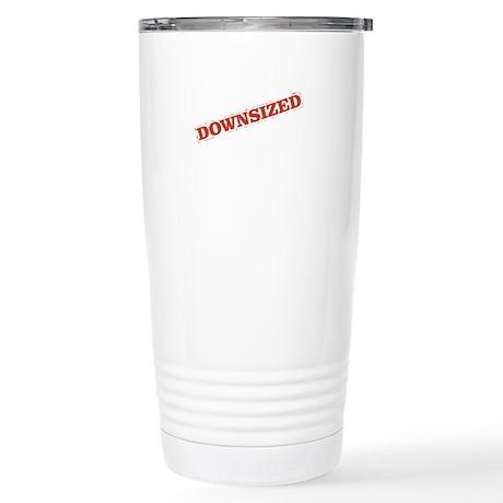 Downsized Stainless Steel Travel Mug