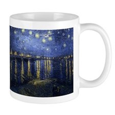 Star Trek Over the Rhone Mug