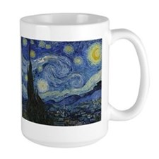 Starry Trekkie Night Mug