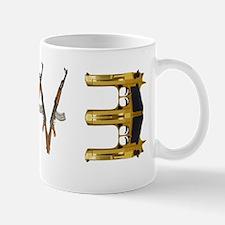 MW3 Guns Mug