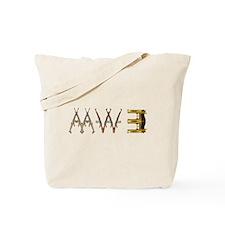 MW3 Guns Tote Bag