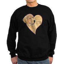 heart of gold Sweatshirt