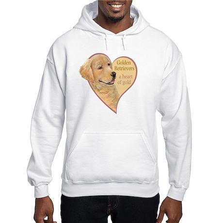 heart of gold Hooded Sweatshirt