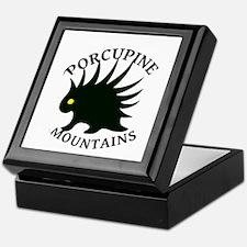 Porcupine Mountains Keepsake Box