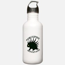 Porcupine Mountains Water Bottle