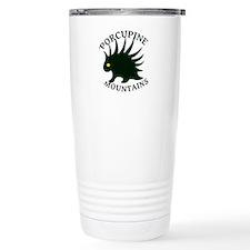 Porcupine Mountains Travel Coffee Mug