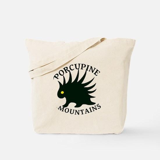 Porcupine Mountains Tote Bag
