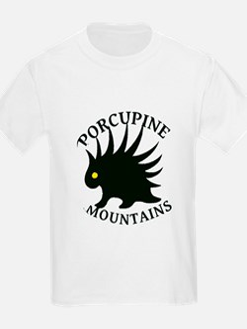 Porcupine Mountains T-Shirt
