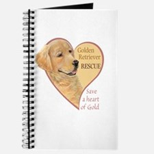 Golden Retriever RESCUE Journal