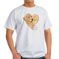 Golden Retriever RESCUE T-Shirt