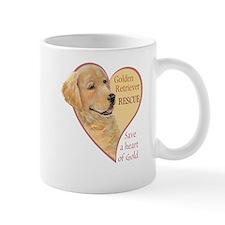Golden Retriever RESCUE Mug