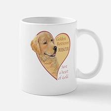 Golden Retriever RESCUE Small Small Mug