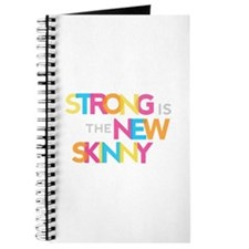 Strong is the New Skinny - Color Merge Journal