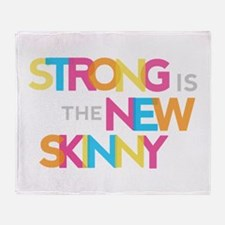 Strong is the New Skinny - Color Merge Stadium Bl