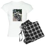 Vintage Motorcycle Women's Light Pajamas
