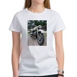 Vintage Motorcycle Women's T-Shirt