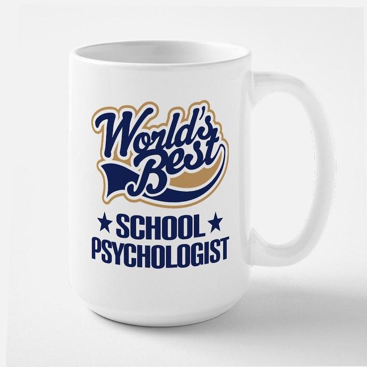 School Psychologist (Worlds Best) Mugs
