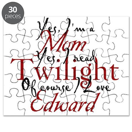 Twilight Mom 2 Puzzle