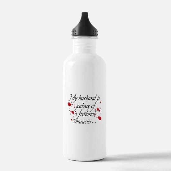 Jealous Husband Water Bottle