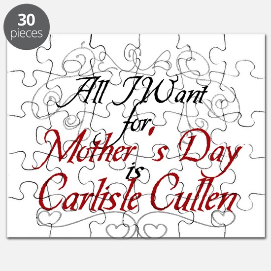 Mother's Day Carlisle Puzzle