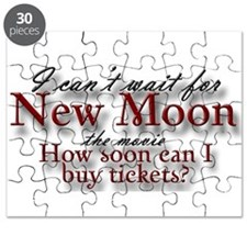New Moon Tickets Puzzle