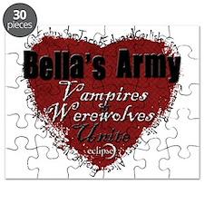 Bella's Army Puzzle