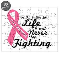 Breast Cancer Survivor Puzzle