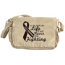 Colon Cancer Survivor Messenger Bag