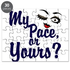 My Pace or Yours Puzzle