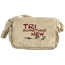 Tri Something New Messenger Bag