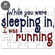 Sleeping in Puzzle