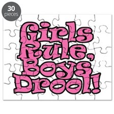 Girls Rule Puzzle