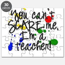 Scare Teacher Puzzle