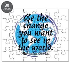 Change the World Puzzle