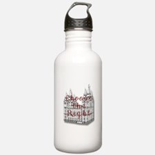 Temple Choose the Right Water Bottle